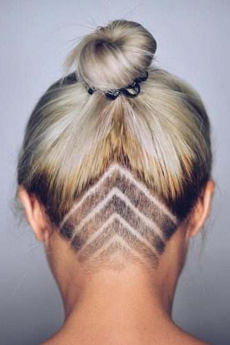 Daring and Unbelievably Hair Undercuts picture 3