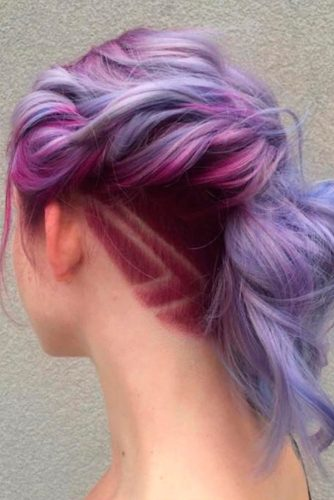 Lovely and Beautiful Hair Tattoos picture 2