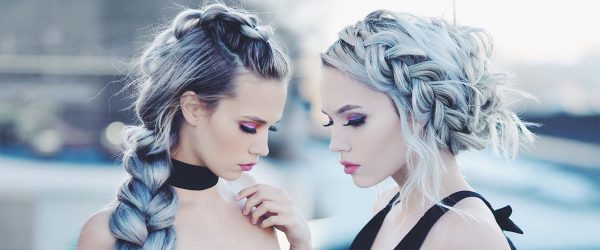12 Unbelievably Beautiful Braid Hairstyles for Christmas Party