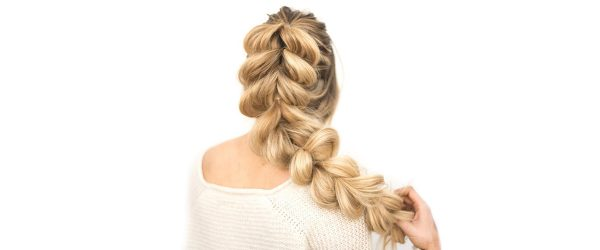 24 Unbelievably Beautiful Braid Hairstyles for Christmas Party