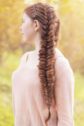 Fishtail Braid Hairstyles picture2