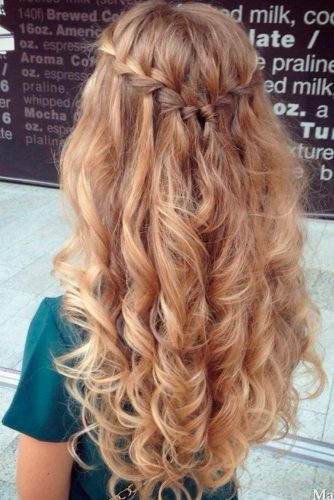 Braided Curly Hair picture 1