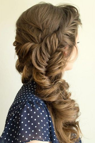 Braided Curly Hair picture 3