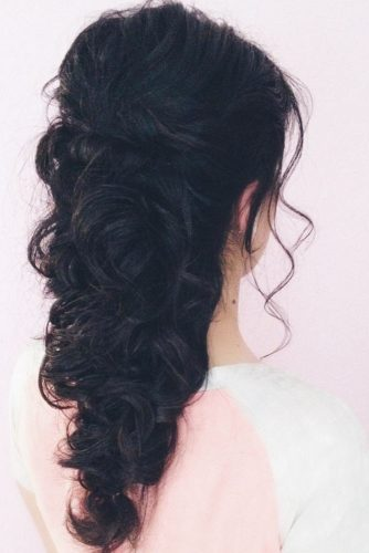 Gorgeous Braided Hairstyles for Thick Hair picture 3