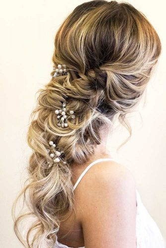 Gorgeous Braided Hairstyles for Thick Hair picture 1