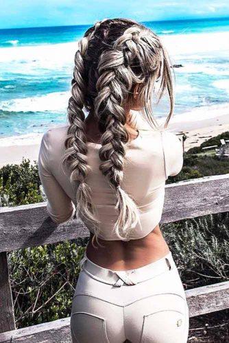 Perfect Double Braids picture 1