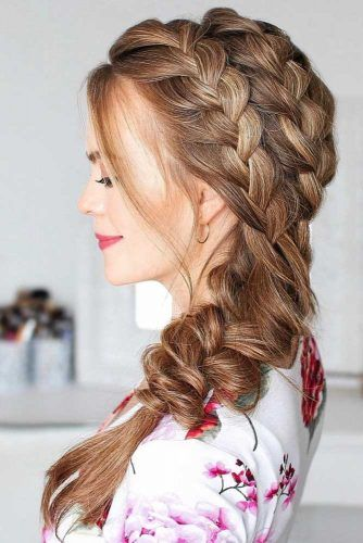 Perfect Double French Braids #braids #longhair
