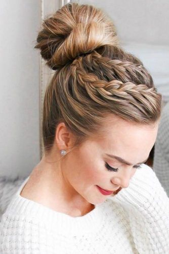 Lace Braid #braids #longhair