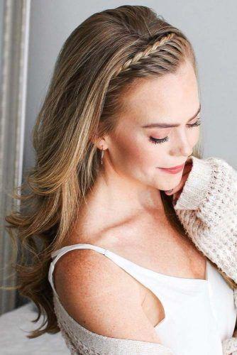 Lace Braid #braids #longhair