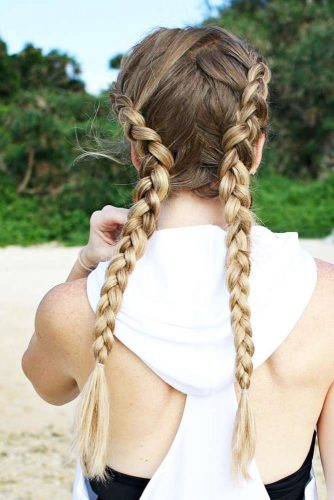 Perfect Double Braids picture 3