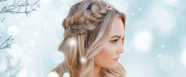 18 Gorgeous Christmas Half Up Half Down Hairstyles for Long Hair