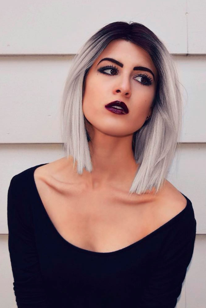 Grey Hair Color Ideas picture 3