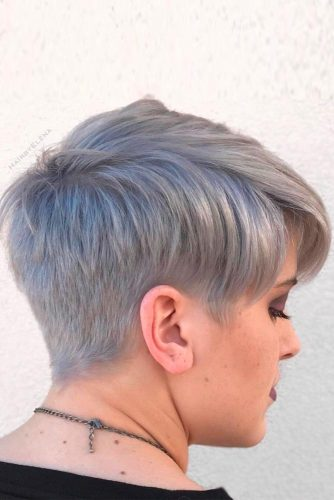 Stylish Short Grey Haircuts picture2