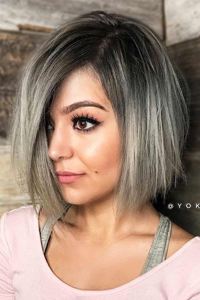 Beautiful Grey Hairstyles picture3