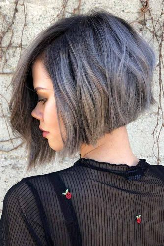 33 Short Grey Hair Cuts And Styles Lovehairstyles Com