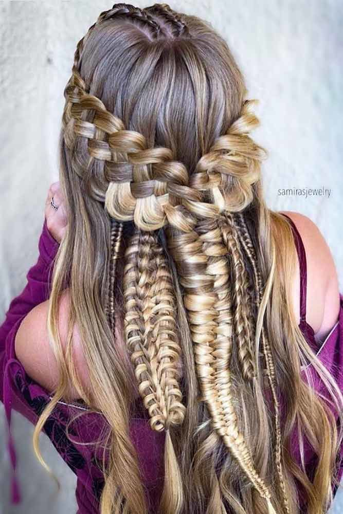 Stylish Straight Hairstyles #straighthairstyles #longhair #hairstyles