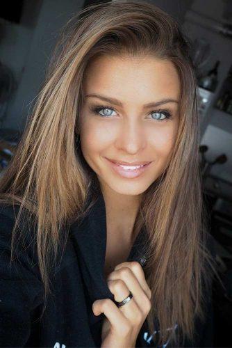 Long Dark Blonde Hair picture2