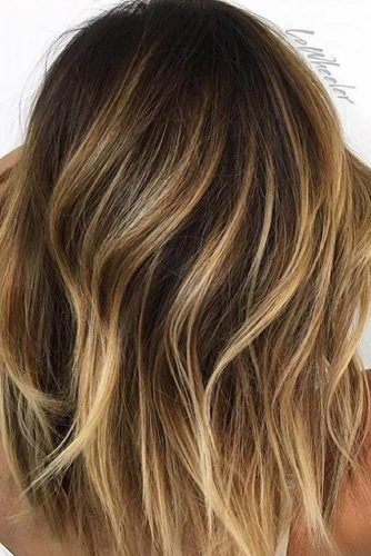 Messy Dark Blonde Hair picture1