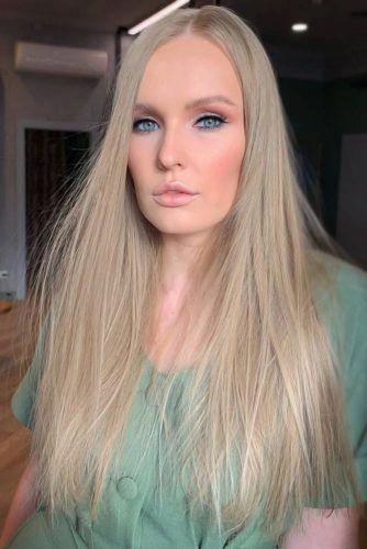 Ashy Dark Blonde #blondehair #darkblonde
