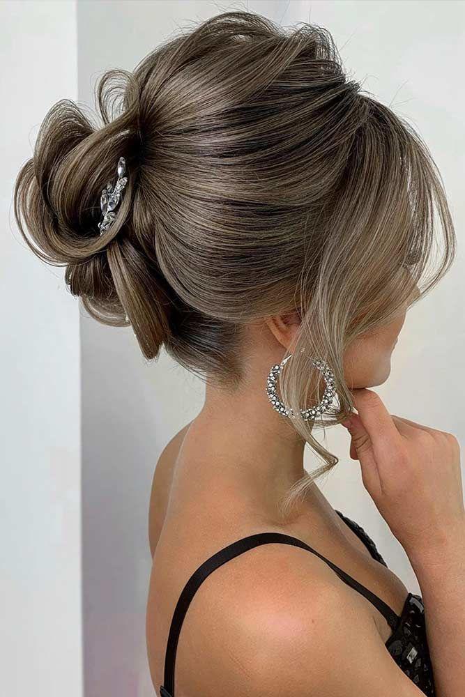 Chic Updos For Blonde Hair Twist #darkblondehair #blondehair