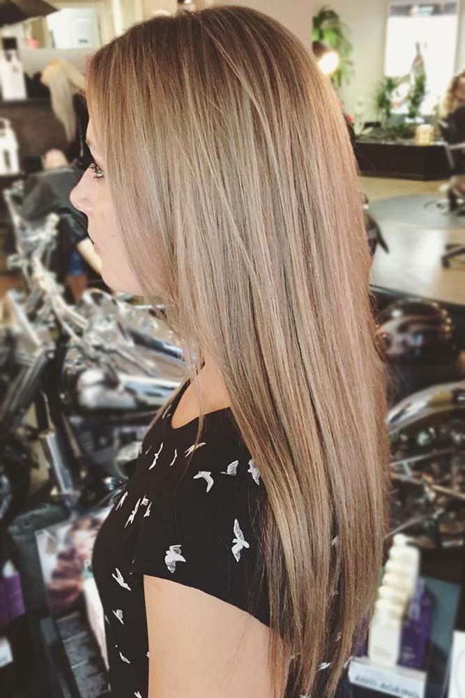 Subtle-Darker Blonde