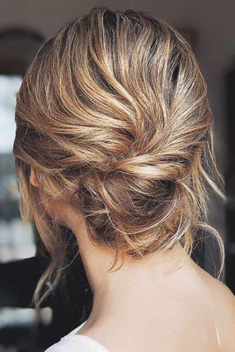 Chic Updos For Blonde Hair Twist #updo #blondehair