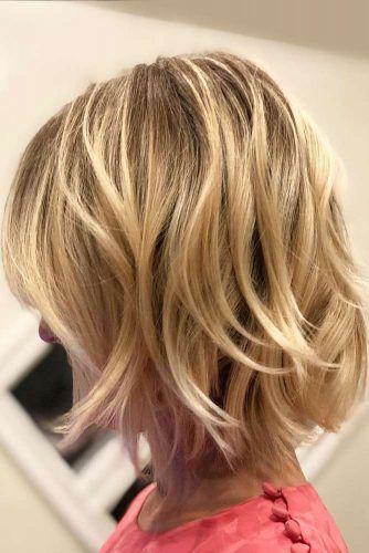 Dark Blonde On Short Hair #blondehair #shorthair #bob
