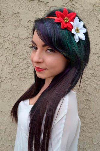 Cute Christmas Headbands Ideas picture1