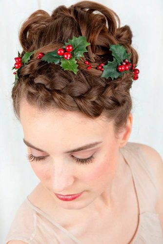 Cute Christmas Headbands Ideas picture2