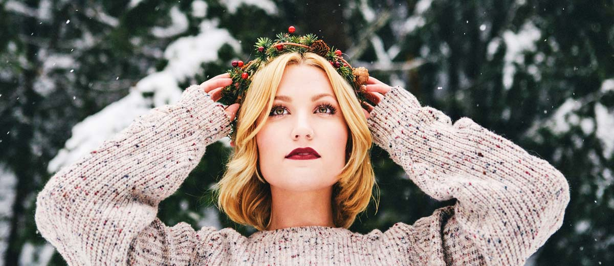 9 adorable christmas headbands for women lovehairstylescom