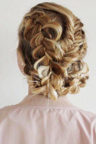 Faux Hawk Style Braids #braids