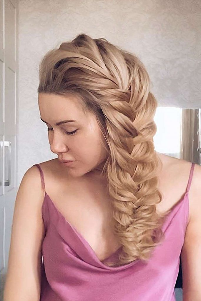 Lovely Side Braid Hairstyles
