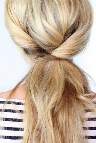 Cute and Easy Hairstyles for Medium Length Hair picture1