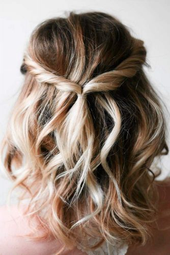 Cute and Easy Hairstyles for Medium Length Hair picture3