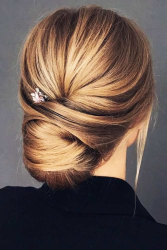 French Twists Accessories #updo #frenchtwist