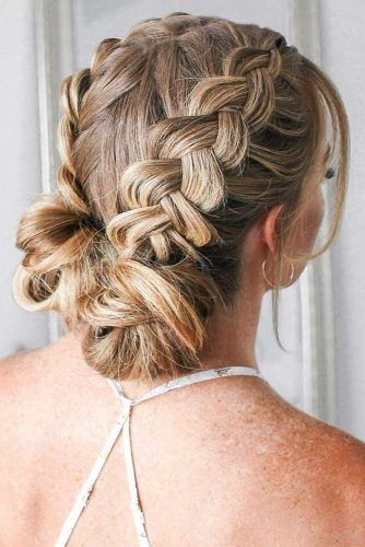 Pleasant 36 Five Minute Gorgeous And Easy Hairstyles Lovehairstyles Com Natural Hairstyles Runnerswayorg