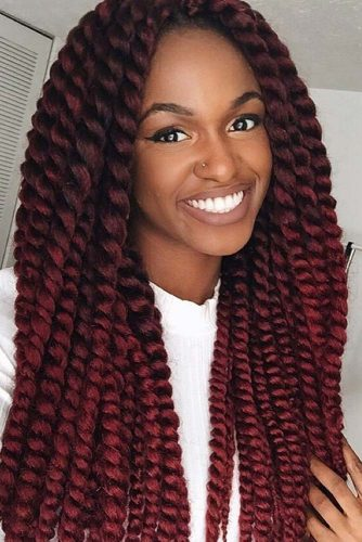 Chunky Marley Twists
