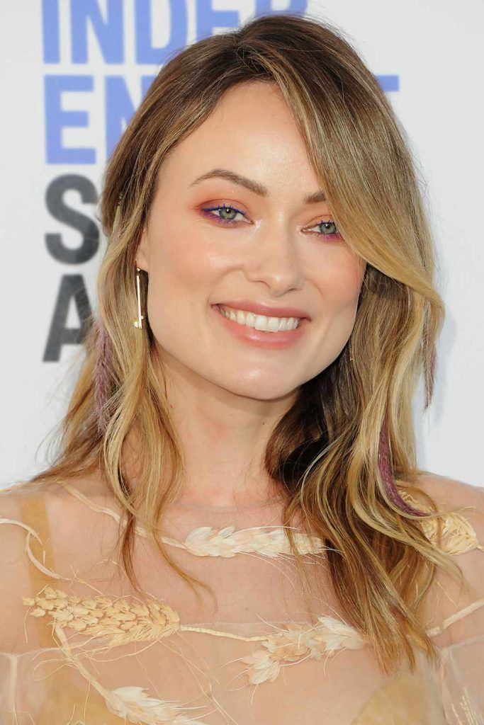 Olivia Wilde #haircutsforsquarefaces