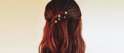 9 Favorite Holiday Hair Accessories: Stars