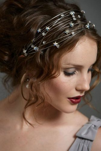 Holiday Hair Accessories with Stars picture1