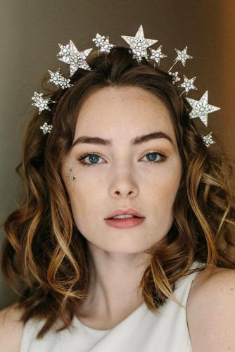 Holiday Hair Accessories with Stars picture2