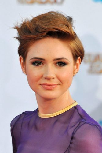 New celebrity short haircuts