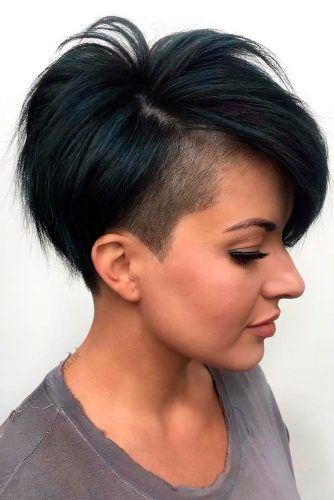 Textured Asymmetrical Bob