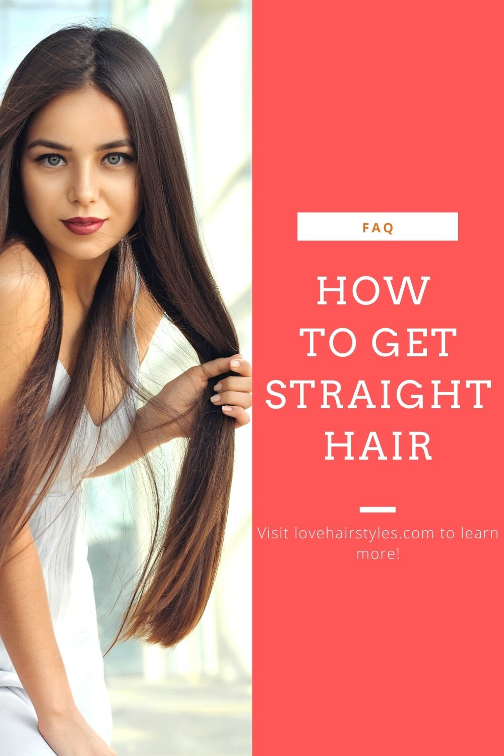 How can I get perfectly straight hair? - Top Questions Answered