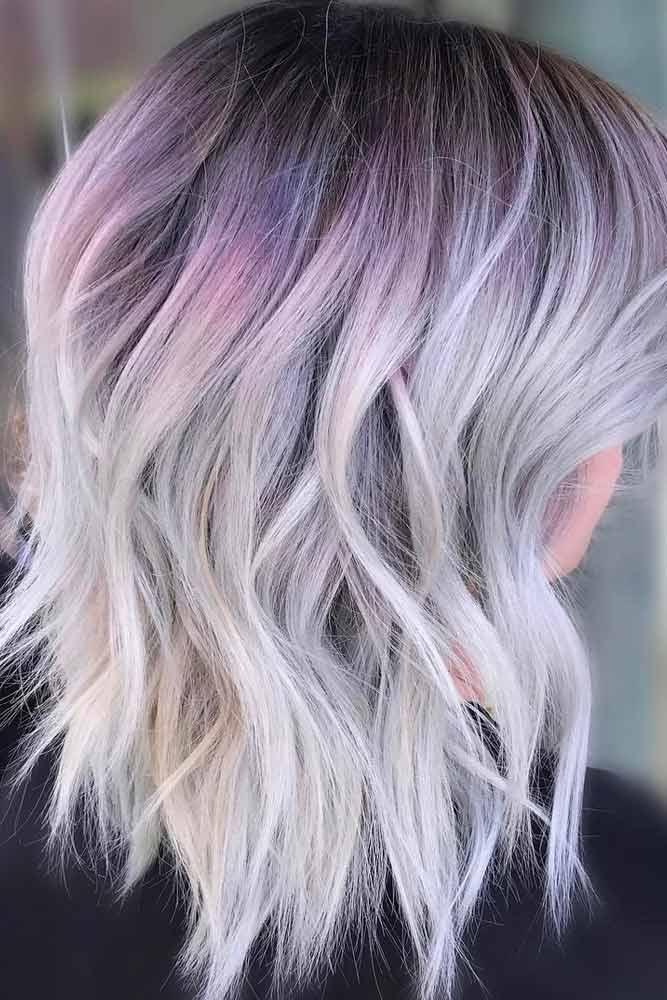 Cute Purple Looks