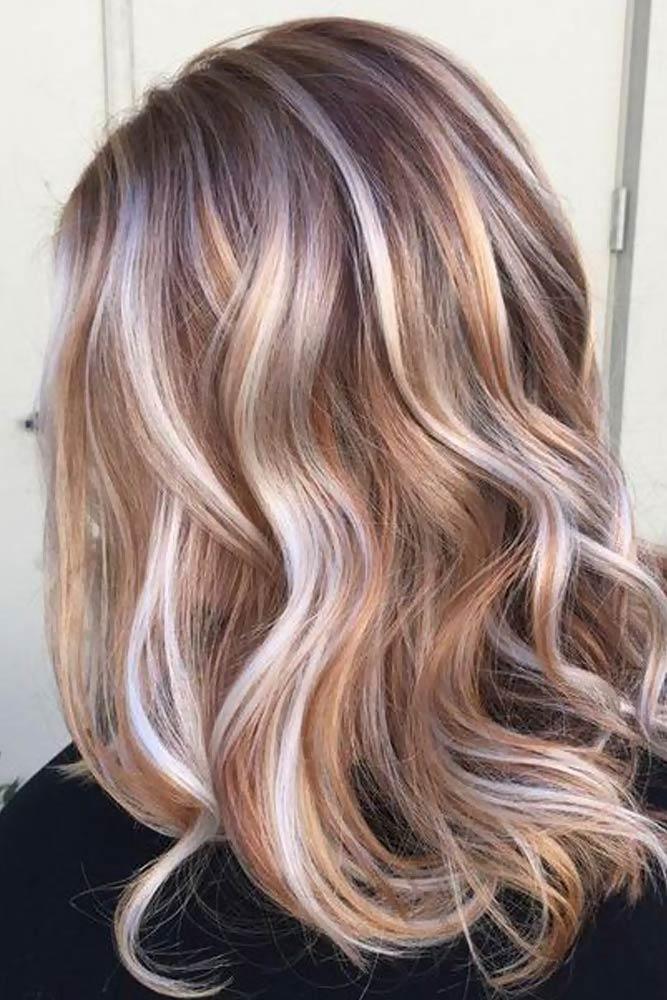 Fantastic Light Brown Hair Color picture3