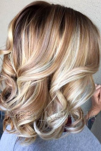 Chic Light Brown Hair Color picture1