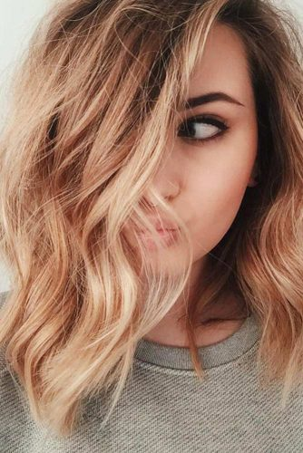 Cute Light Brown Hair Color Ideas picture1