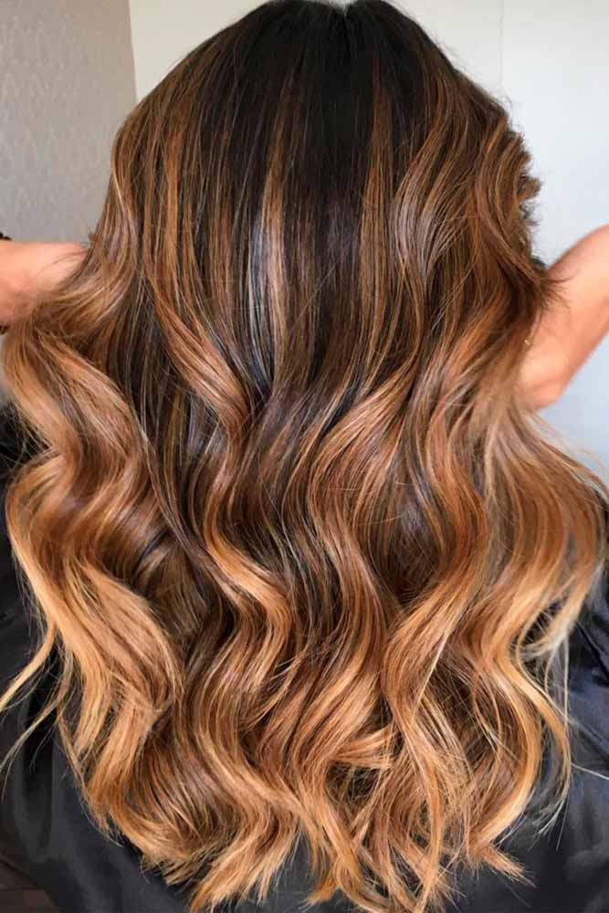Highighted Brown Hair for Your Inspiration picture3