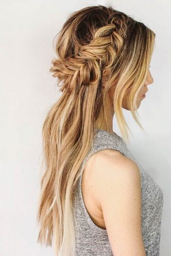 Wonderful Holiday Hairstyles picture 1